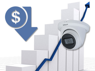 Рейтинг бюджетных камер Dahua