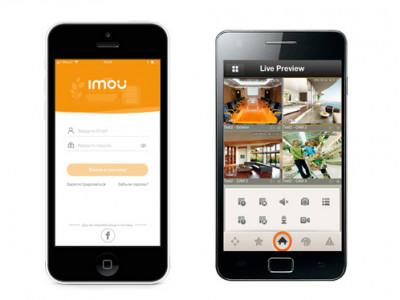 IMOU или DMSS для смартфона — какое приложение лучше?