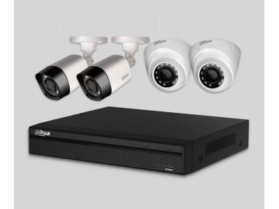 Как подключить к регистратору Dahua камеры других производителей?