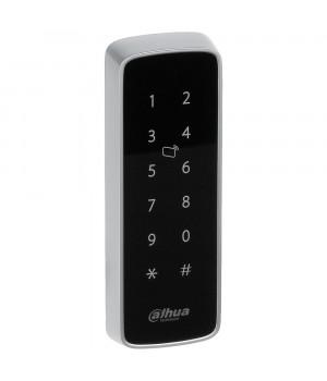 Тонкий водонепроницаемый Bluetooth-считыватель Dahua DHI-ASR2201D-B