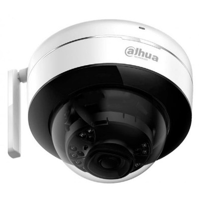 2МП купольная Wi-Fi видеокамера Dahua DH-IPC-D26P