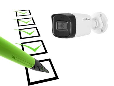Рекомендации по обеспечению безопасности устройств Dahua