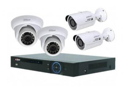 Как добавить IP-камеру в видеорегистратор Dahua ?