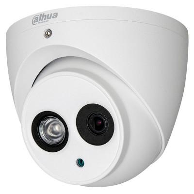 1 МП HDCVI видеокамера Dahua DH-HAC-HDW1100EMP-A (2.8 мм)