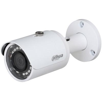 1 МП HDCVI видеокамера Dahua DH-HAC-HFW1000S-S2 (3.6 мм)