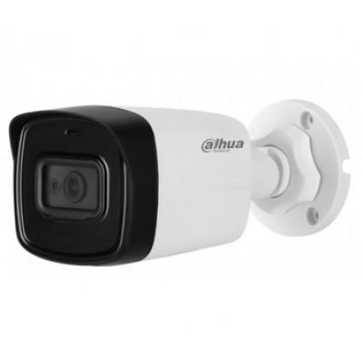 HDCVI видеокамера Dahua DH-HAC-HFW1800TLP-A (2.8 мм)