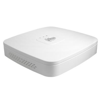 4-канальный Smart 1U 4PoE сетевой видеорегистратор Dahua DH-NVR1A04-4P