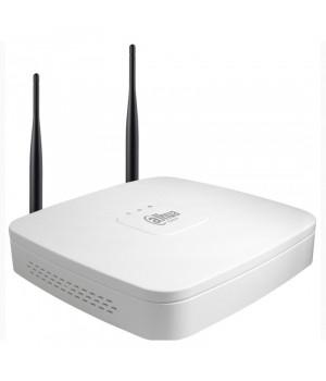 Сетевой IP видеорегистратор Dahua DH-NVR4104-W (wi-fi)