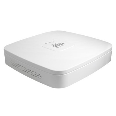 16-канальный сетевой видеорегистратор Dahua DH-NVR4116-8P