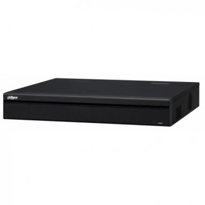 32-канальный 1.5U 4K сетевой видеорегистратор Dahua DH-NVR4432-4KS2