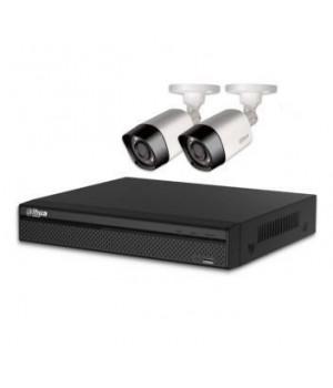 Комплект видеонаблюдения Dahua KIT-CV4HD-2B