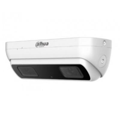 3 Мп IP видеокамера с двумя объективами и функцией подсчета людей Dahua DH-IPC-HDW8341XP-3D
