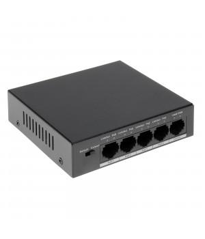 Неуправляемый POE коммутатор Dahua PFS3005-4P-58